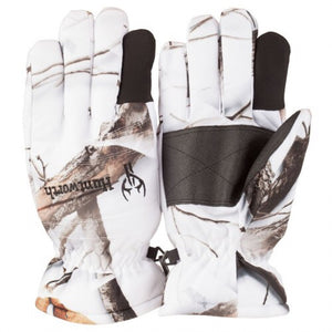 Huntworth Insulated Snow Camo Glove