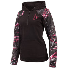 Huntworth Ladies 1/4 Zip Fleece