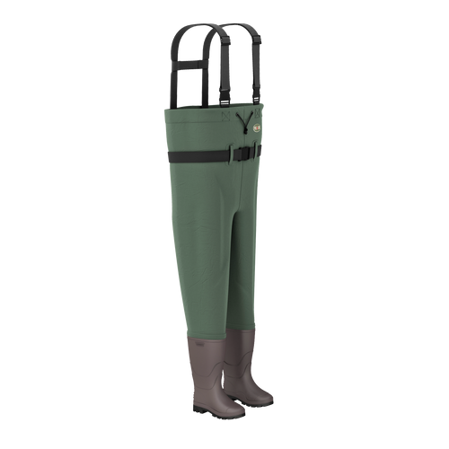 Proline Green River Chest Wader