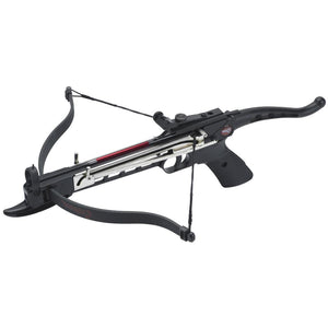 VELOCITY BADGER PISTOL CROSSBOW BLACK 80 LBS.