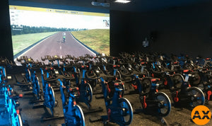 Spivi Studio - Group Indoor Virtual Cycling Software