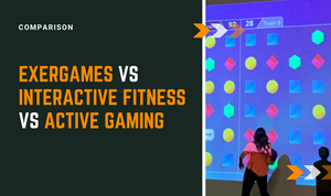Exergames vs Interactive Fitness vs Active Gaming