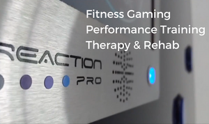 Reaction Pro Fitness Gaming Touch Wall