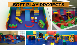 Toddler Soft Play Projects
