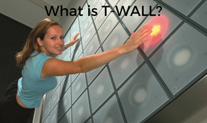 TWALL: The Interactive Touch Wall
