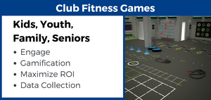 Club Fitness Games
