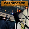 CardioCage Roxs Fitness Lights Arena