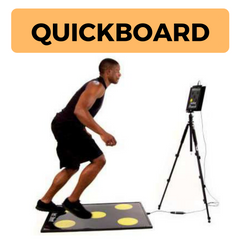 Quickboard, Reaction fitness games