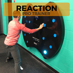 Interactive Fitness Games Buying Guide Reaction Pro Trainer twall cardiowall
