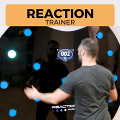 Reaction Pro Trainer Fitness Game