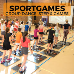 SportGames DDR Dance Fitness Games