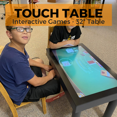 Touch Game Table