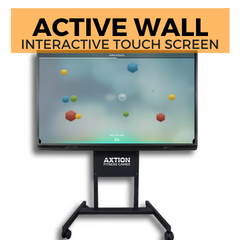 Active Game Wall Fitness Game