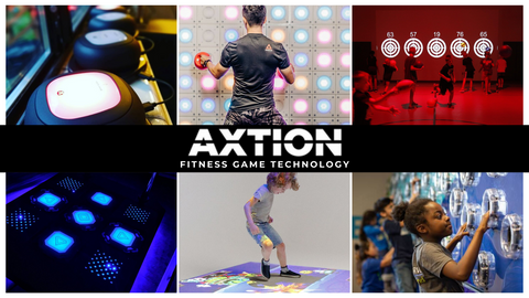 Axtion Fitness Game Technology