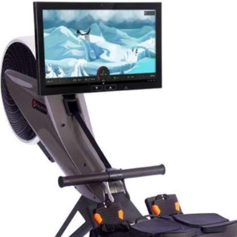 Aviron Interactive Rower – Tough