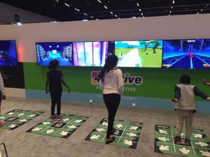 4Active Exergame Fitness Game System
