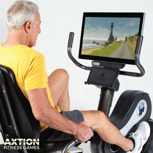 CyberCycle Senior Fitness Exercise Cycle
