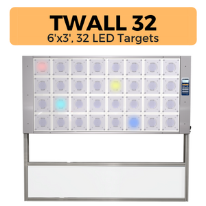 Twall Touch Fitness Game