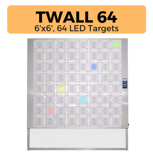 Twall Interactive Fitness Game