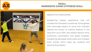 iwall fitness-gaming