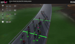 Spivi Interactive Group Indoor Cycling
