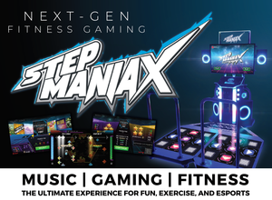 StepManiaX Dedicated Arcade