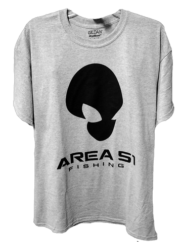Area 51 Fishing T-Shirt