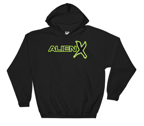 ALIEN X Hooded Sweatshirt