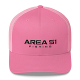 Area 51 Fishing Trucker Cap
