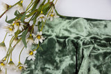 Sage Velour Bloomers