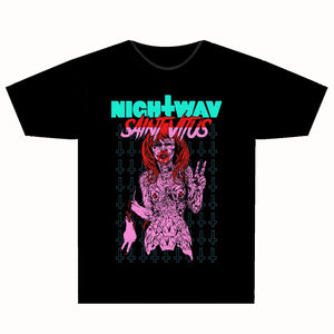 NightWav Tee #1 (Free Shipping)