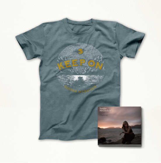 God's Highway CD + Tee Bundle
