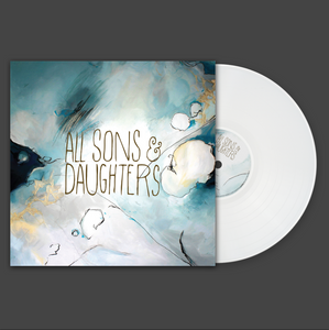 All Sons & Daughters Self Titled Album-Vinyl