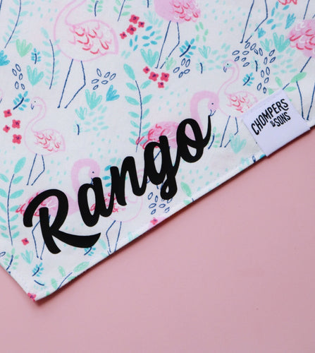 Flamingle III Bandana