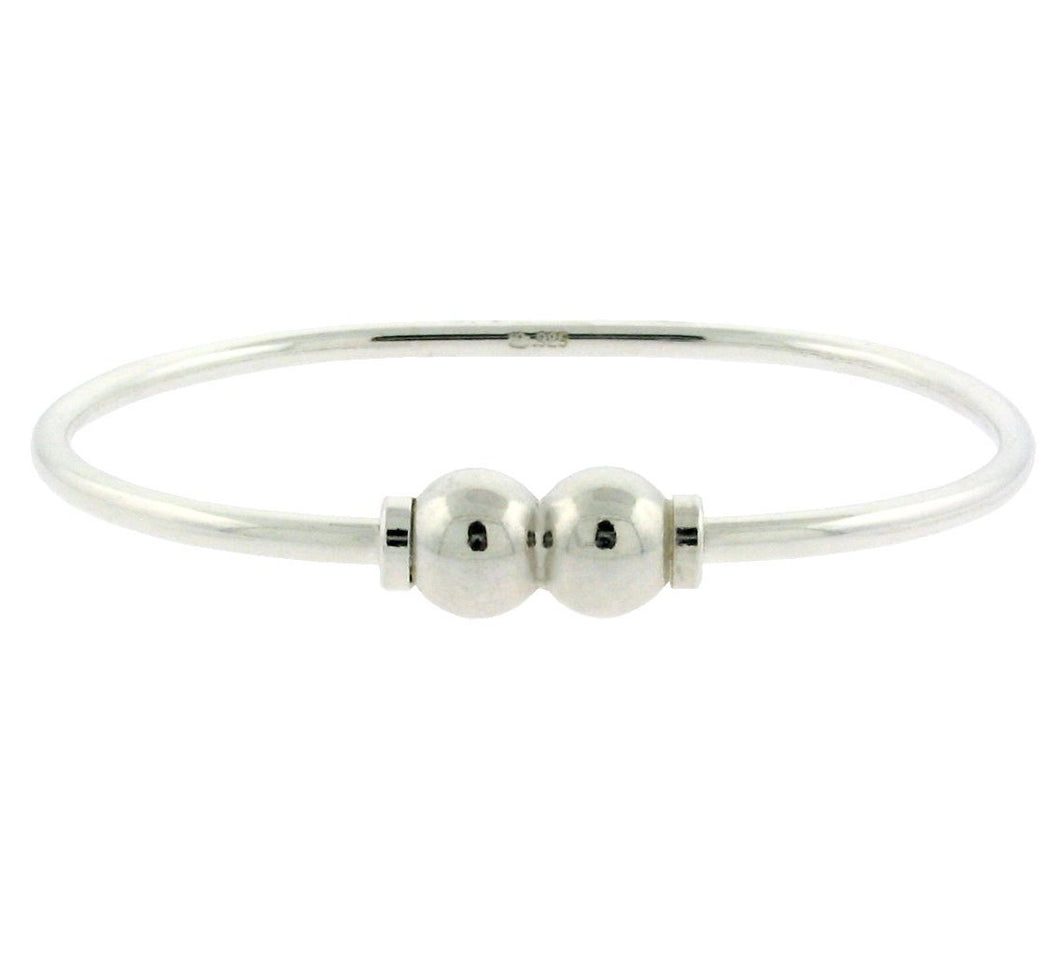 Cape Cod Double Ball Bracelet