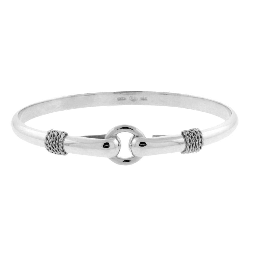 Cape Cod Center Ring Bracelet