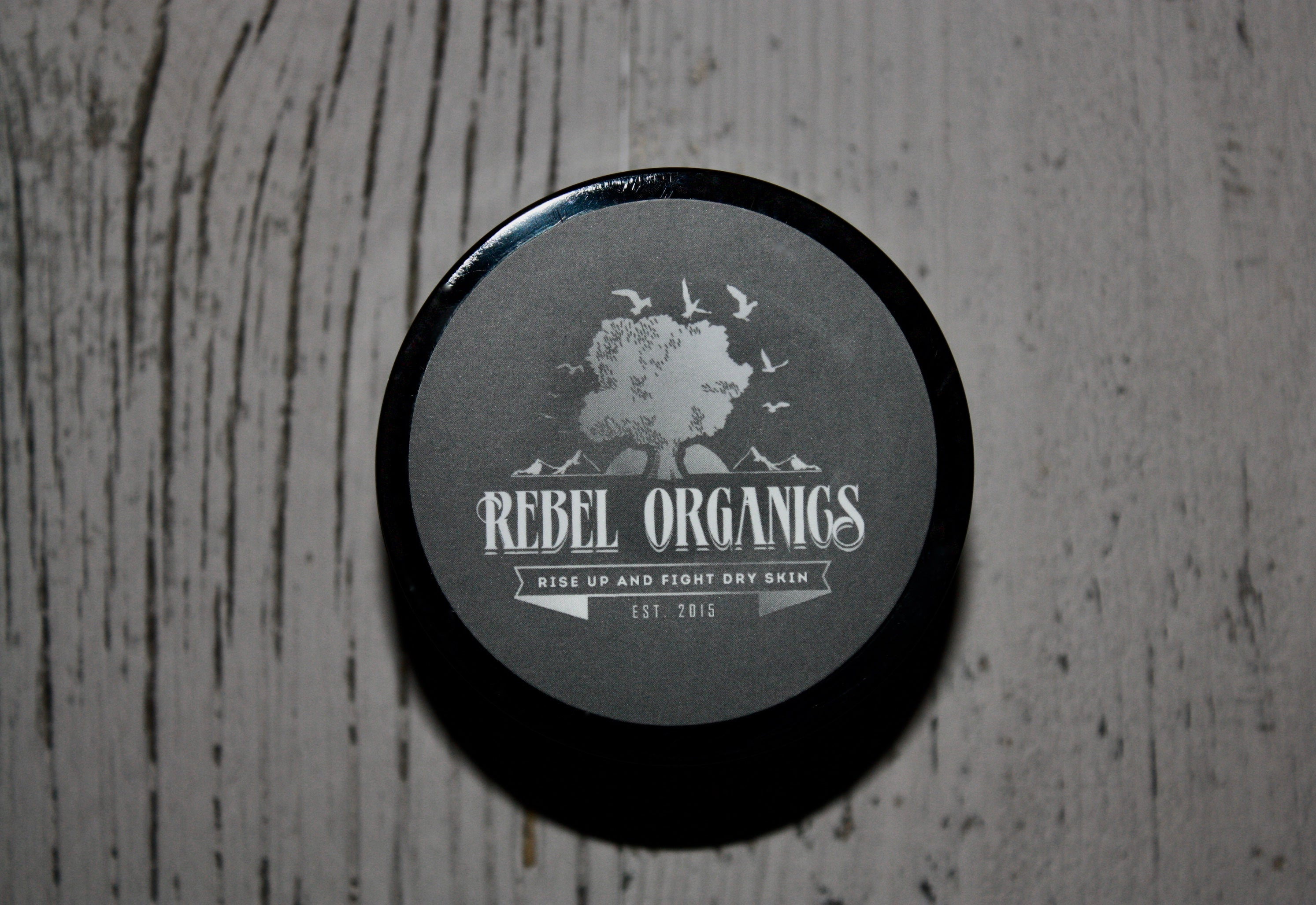 The Organic Rebel Lotion