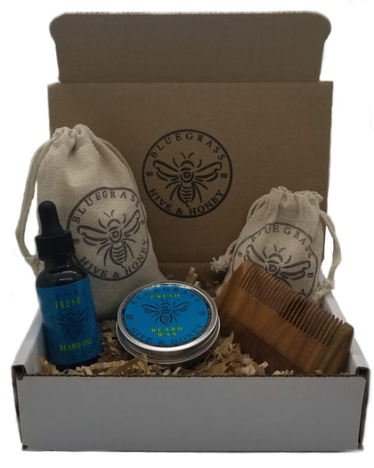 Beard Grooming Gift Sets