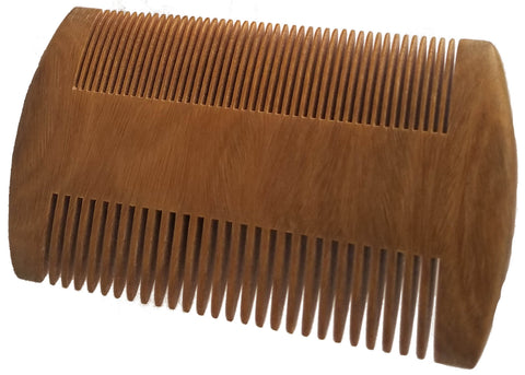 Bluegrass Hive and Honey Sandalwood Beard Grooming Comb