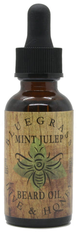 Mint Julep Beard Oil