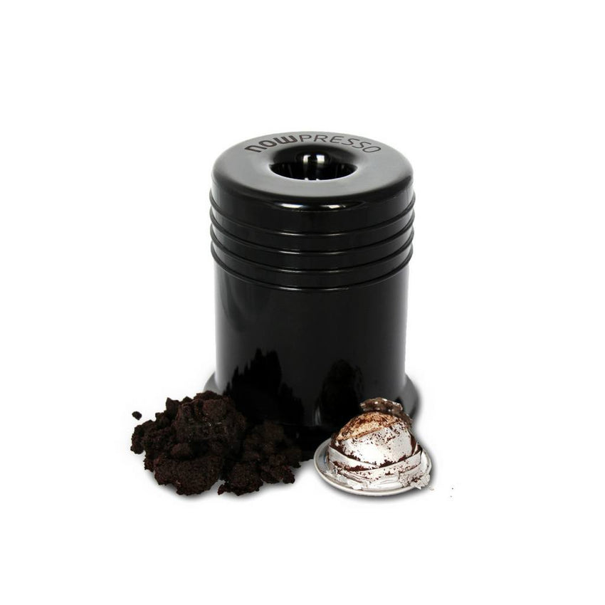 NowPresso EcoPress Nespresso Coffee Capsule Recycling Solution