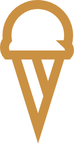Icon of icecream scoop