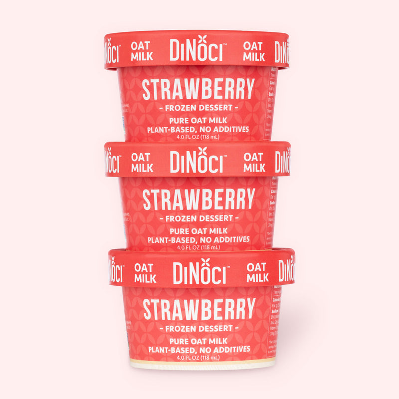 Strawberry - Single Serve 3-Pack