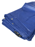 Heavy Duty Poly Tarp 240 GSM - Blue - Flynn Tarp Sales