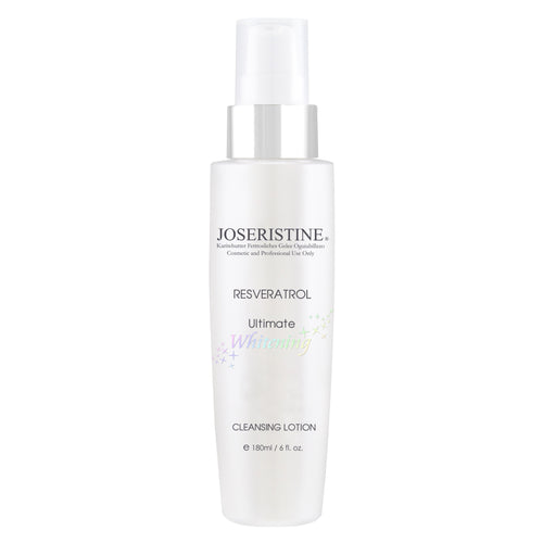 Resveratrol Ultimate Whitening Cleansing Lotion