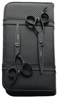 LEFTY - Matsui Matte Black Scissor Twin Set (1477286297683)
