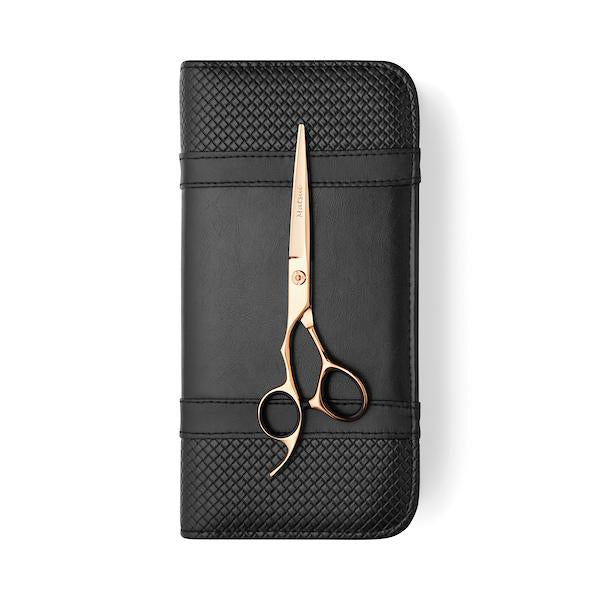 Lefty Matsui Rose Gold Aichei Mountain Offset scissor (1477280792659)