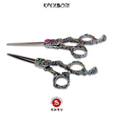 KAMISORI Rosa & Jade Professional Haircutting Shears