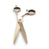 Matsui Offset Drop Handle Scissor Thinner Combo - Rose Gold (4682208542803)