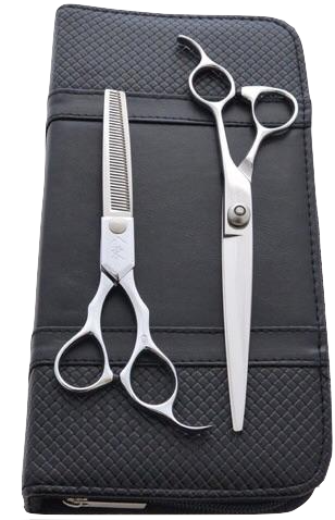 Image of Yasaka 7.0 Inch Delux Barber set